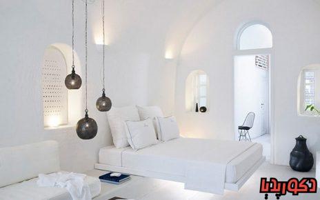 عکس 10 ایده طراحی اتاق خواب هتل