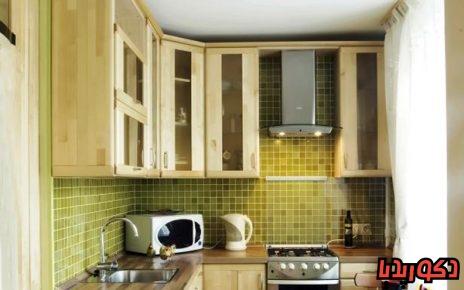 عکس ایده های طراحی آشپزخانه کوچک