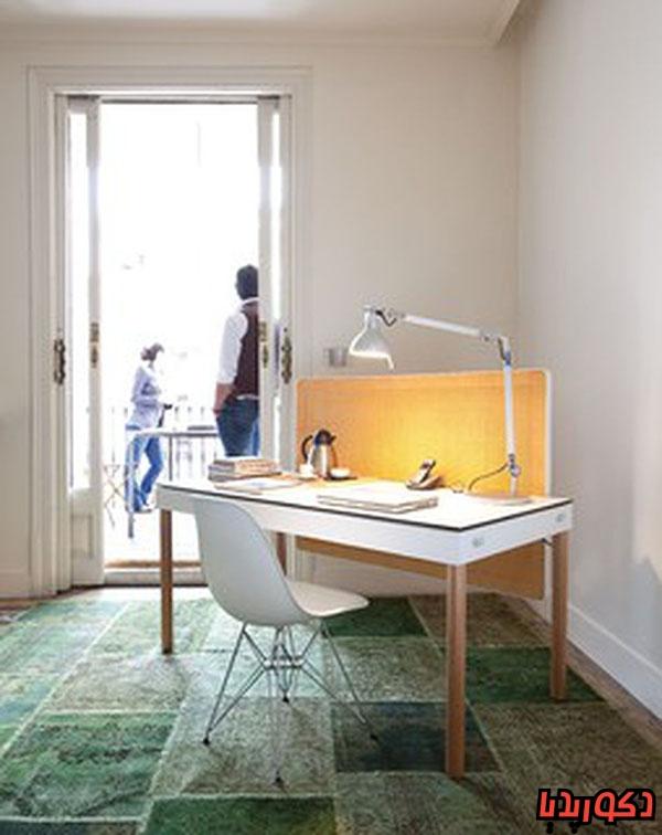 عکس ایده های طراحی اتاق کار در منزل