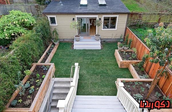 عکس 5 فاکتور مهم در طراحی حیاط منزل