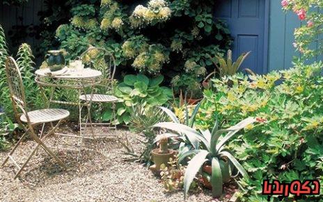 عکس ایده های طراحی حیاط منزل