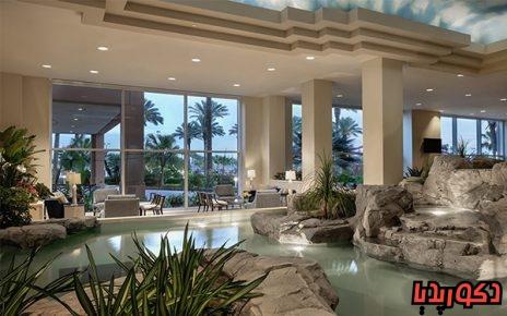 عکس فاکتورهای موثر در طراحی داخلی هتل
