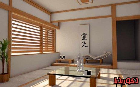 عکس دکوراسیون داخلی به سبک ژاپنی
