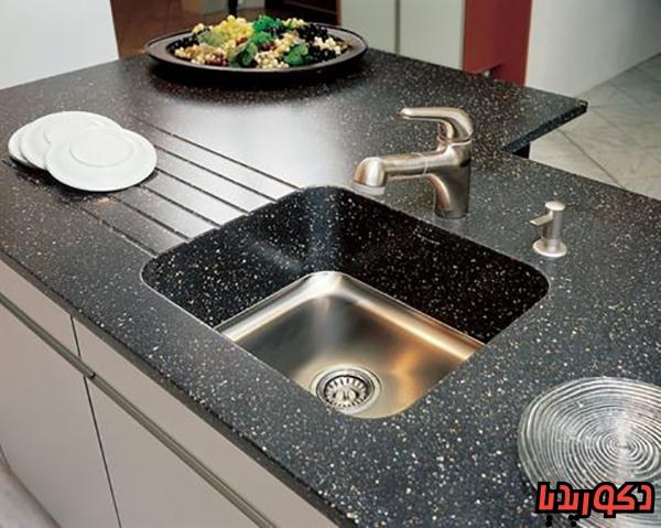 عکس عناصر مهم در طراحی دکوراسیون آشپزخانه