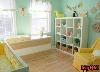 عکس نکات مهم در طراحی اتاق نوزاد